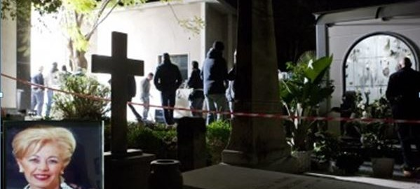 Investigatore Cimitero di Catania
